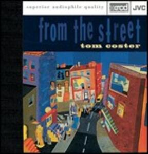 From the Street - XRCD di Tom Coster