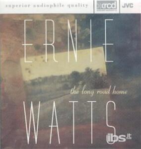Long Road Home - CD Audio di Ernie Watts