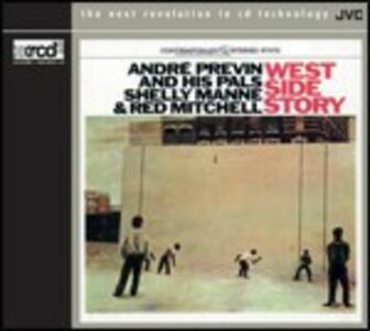 West Side Story - XRCD di Leonard Bernstein,André Previn