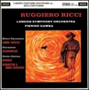 Carmen Fantaisie - XRCD di Georges Bizet,Pablo de Sarasate,London Symphony Orchestra,Ruggiero Ricci,Piero Gamba