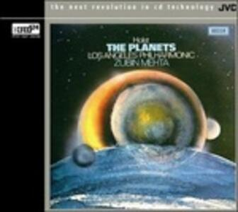 I pianeti (The Planets) - XRCD di Gustav Holst,Zubin Mehta,Los Angeles Philharmonic Orchestra