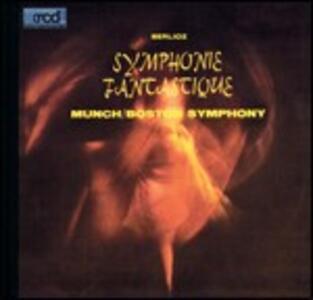 Sinfonia fantastica (Symphonie fantastique) - XRCD di Hector Berlioz,Charles Munch,Boston Symphony Orchestra
