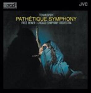 Sinfonia n.6 - XRCD di Pyotr Il'yich Tchaikovsky,Fritz Reiner,Chicago Symphony Orchestra