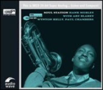 Soul Station - XRCD di Hank Mobley