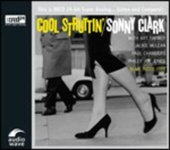 Cool Struttin' - XRCD di Sonny Clark