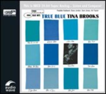 True Blue - XRCD di Tina Brooks
