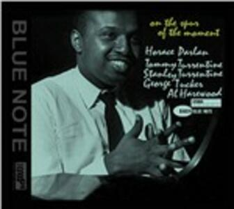 On the Spur of the Moment - XRCD di Horace Parlan