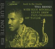 Xr-Back to the Tracks - CD Audio di Tina Brooks