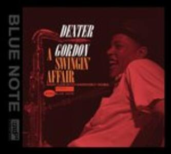 A Swingin' Affair - CD Audio di Dexter Gordon