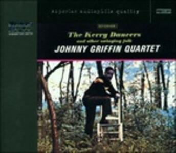 The Kerry Dancers - XRCD di Johnny Griffin