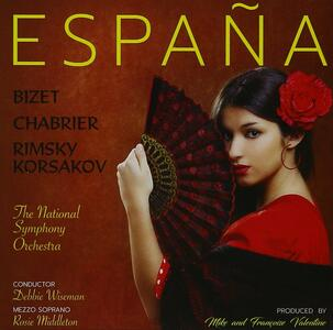 Tribute to Spain - CD Audio di Debbie Wiseman