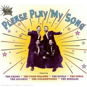 Please Play My Song - CD Audio