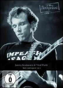 Jorma Kaukonen And Vital Parts. Rockpalast. West Coast Legends. Vol. 2 - DVD
