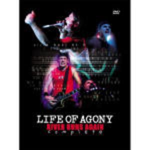 River Runs Again Live 2003 - CD Audio + DVD di Life of Agony