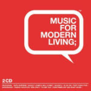Music for Modern Living - CD Audio