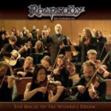 The Magic of Wizard's Dream - CD Audio di Rhapsody