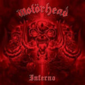 Inferno - CD Audio + DVD di Motorhead