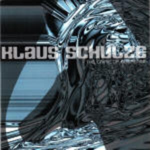The Crime of Suspence - CD Audio di Klaus Schulze