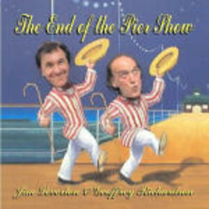The End of the Pier Show - CD Audio di Jim Leverton,Geoffrey Richardson