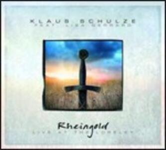 Rheingold. Live at the Lorely - CD Audio di Lisa Gerrard,Klaus Schulze