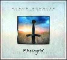 Rheingold. Live at the Lorely - CD Audio di Lisa Gerrard,Klaus Schulze