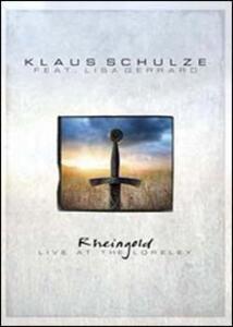 Klaus Schulze & Lisa Gerrard. Rheingold. Live at the Loreley (2 DVD) - DVD