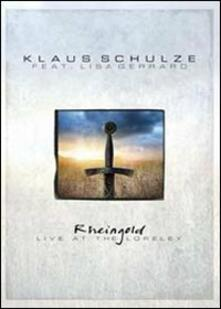 Klaus Schulze & Lisa Gerrard. Rheingold. Live at the Loreley (2 DVD) - DVD