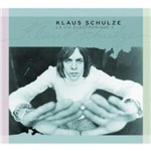 La Vie Electronique vol.2 - CD Audio di Klaus Schulze