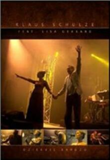 Klaus Schulze & Lisa Gerrard. Dziekuje bardzo - DVD