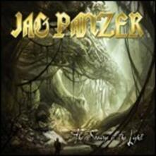 The Scourge of the Light - Vinile LP di Jag Panzer