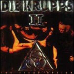 The Final Option - CD Audio di Die Krupps