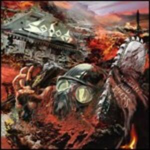 In War and Pieces - CD Audio di Sodom