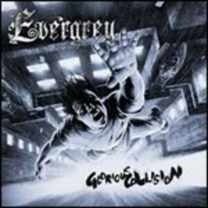 Glorious Collision (Digipack Limited) - CD Audio di Evergrey