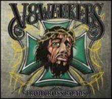 Iron Crossroads - Vinile LP di V8 Wankers