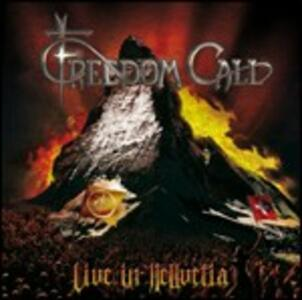 Live in Hellvetia - CD Audio di Freedom Call