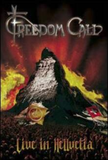 Freedom Call. Live in Hellvetia (2 DVD) - DVD