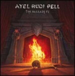 The Ballads IV - CD Audio di Axel Rudi Pell