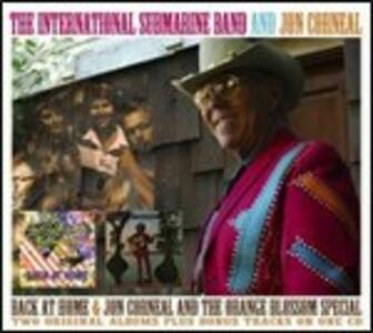 Back at Home - Jon Corneal & the Orange Blossom Special - CD Audio di International Submarine Band,Jon Corneal