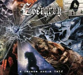 A Decade and a Half - CD Audio di Evergrey
