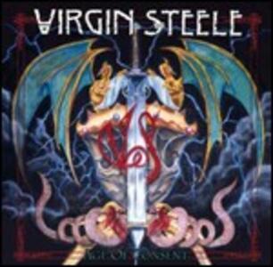 Age of Consent - CD Audio di Virgin Steele