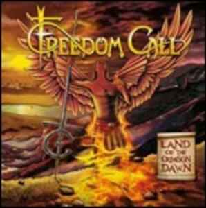 Land of the Crimson Dawn (Digipack Limited Edition) - CD Audio di Freedom Call