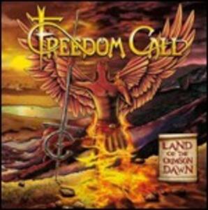 Land of the Crimson Dawn - CD Audio di Freedom Call