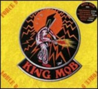 Force 9 - CD Audio di King Mob