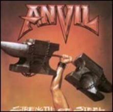 Strenght of Steel - Vinile LP di Anvil