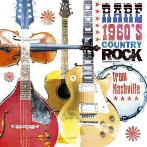 Rare 1960's Country Rock - CD Audio
