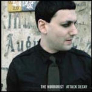 Attack Delay - CD Audio di Horrorist