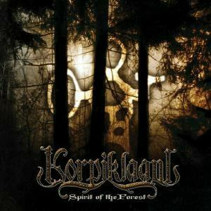 Spirit of the Forest - CD Audio di Korpiklaani