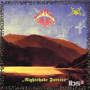 Nightshade Forests - CD Audio di Summoning