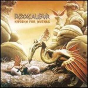 NWOBHM for Muthas - CD Audio di Roxxcalibur