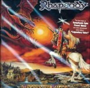 Legendary Tales - CD Audio di Rhapsody
